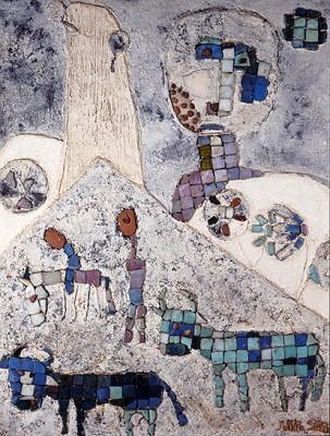 Поэзия пространства в творениях Лики Янко (Lika Yanko)