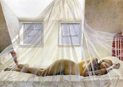 Эндрю Уайет (Andrew Wyeth)