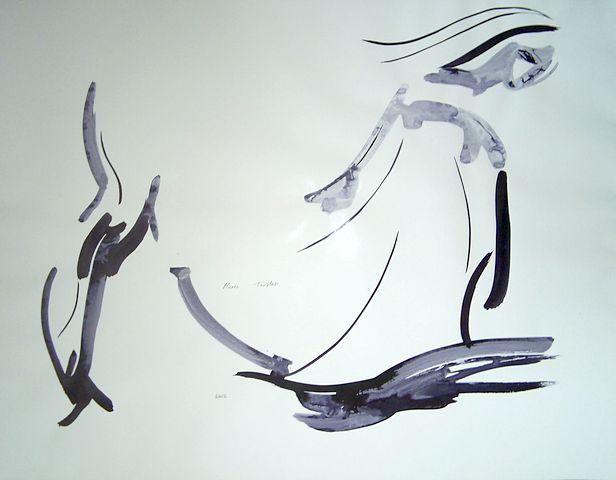 Печальный ангел, 2002