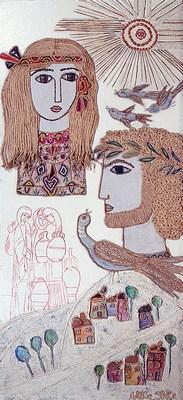 Аристократизм духа в картинах Лики Янко