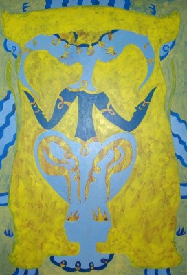 Мария Трудлер.  Башня-Душа, 2008