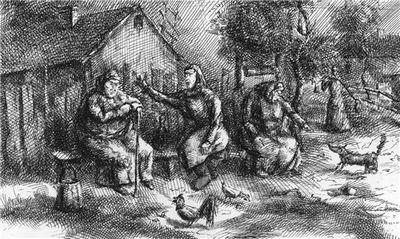 Беседа с художником-графиком Сергеем Меркуловым