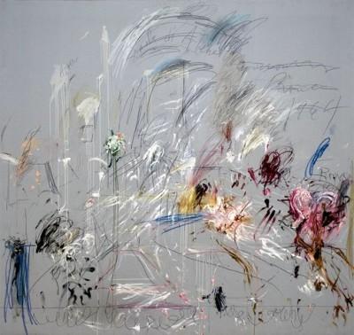 Сай Туомбли (Cy Twombly). Тайнопись абстрактного искусства.