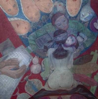 Безмолвная вселенная Димитра Казакова-Нерона (Dimitar Kazakov-Neron)