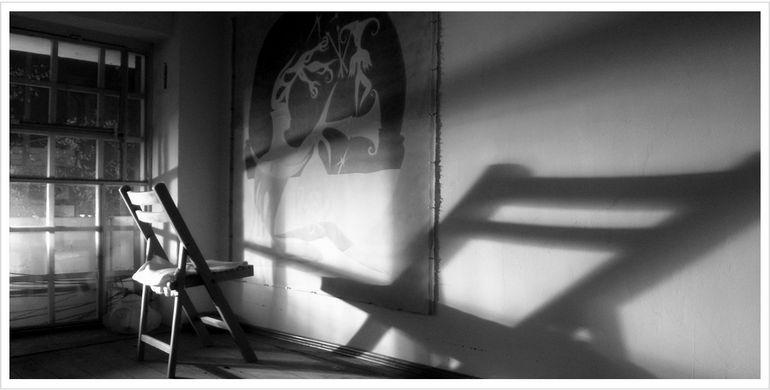 Maria Trudler ~ Мастерская художника ~