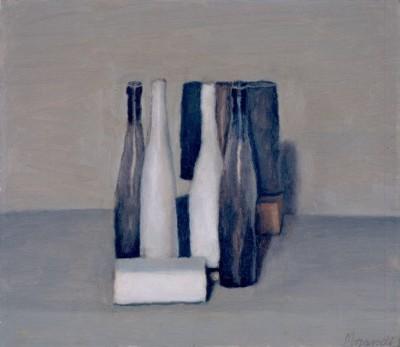 Сосуды для света Джорджо Моранди (Giorgio Morandi)