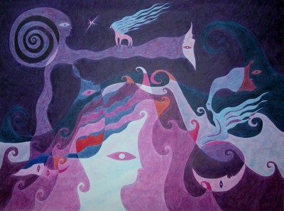 Мария Трудлер. Принцесса подводного царства, 2012