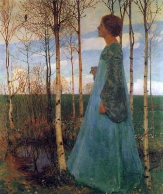 Мечты Генриха Фогелера (Heinrich Vogeler)