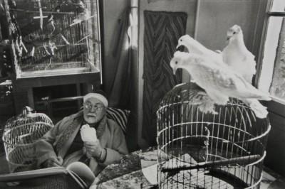 Ускользающий кусочек реальности Анри Картье-Брессона (Henri Kartier-Bresson)