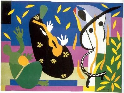 Яркие, ясные, чистые краски Анри Матисса (Henri Matisse)