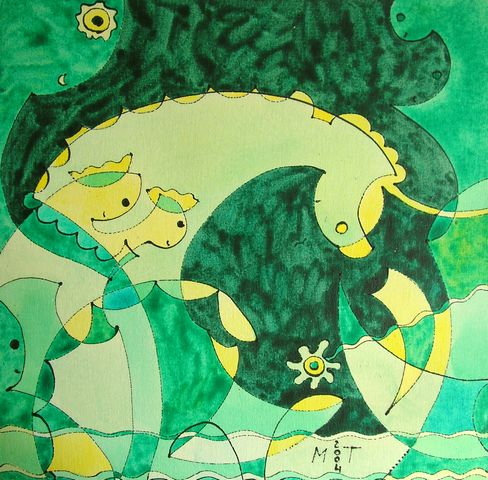 Зеленые мечты, 2004