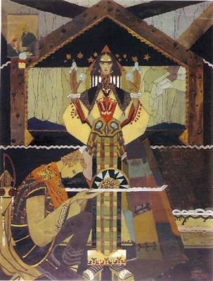 Чудная сказка в картинах Ивана Милева (Ivan Milev)