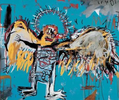 SАМО — падший ангел. Жан-Мишель Баския (Jean-Michel Basquiat)