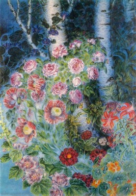Екатерина Белокур (Katerina Bilokur) — украинский художник-ханамист.