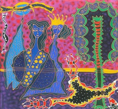 Королевская охота, 2003