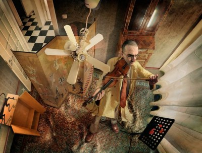 Кристиан Александров. Польский скрипач