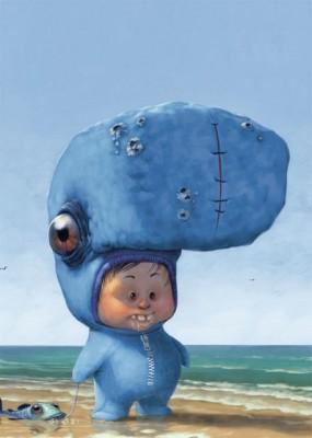 Бобби Чиу, Мальчик-кит