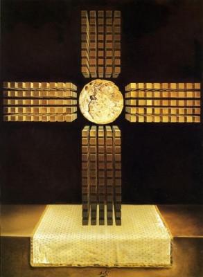 Сальвадор Дали, Атомистический крест