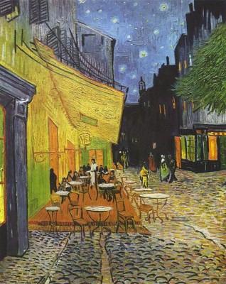 Винсент Ван Гог, Ночная терраса кафе