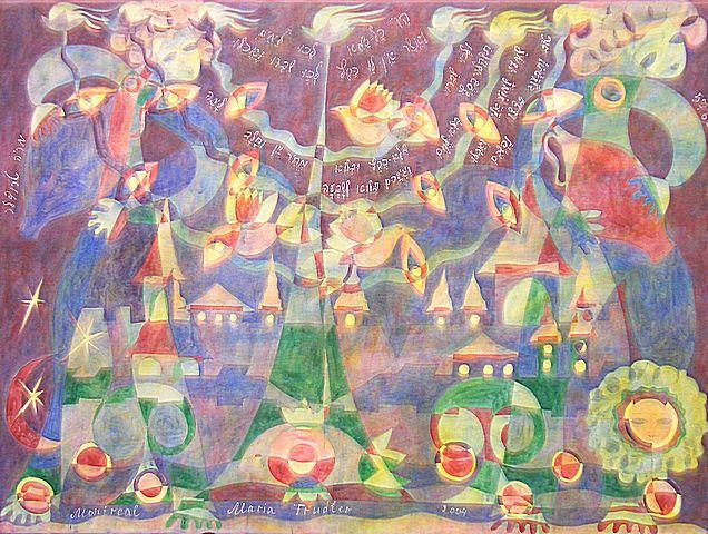 Пророчество о Иерусалиме, 2004