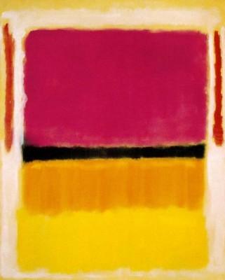 Трагическое и вечное в живописи Марка Ротко (Mark Rothko)