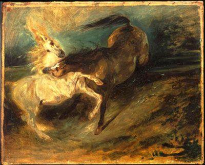 Мой Эжен Делакруа (Eugene Delacroix)