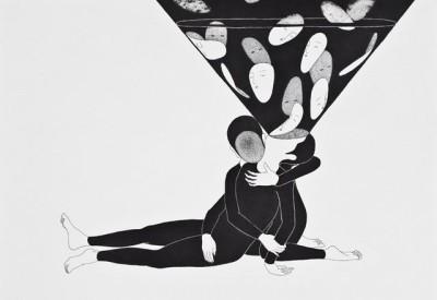 Лицо целиком (Мартини) (Face the whole(Martini)), 2011