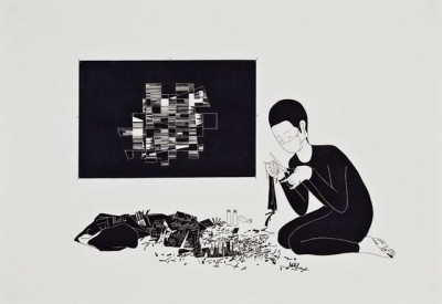 Абстрактный романтик (An abstract romanticist), 2010