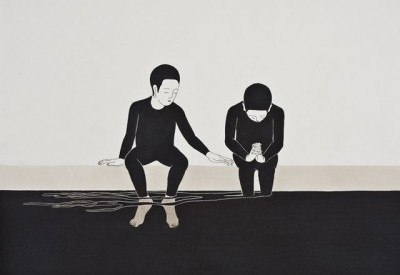 Я хочу быть таким, каким я там не был (I want to be like I wasn't there), 2009