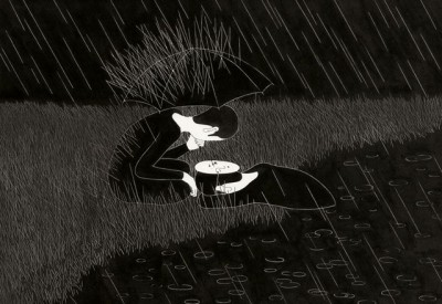 Дождь идет каждый раз, когда я хочу (The rain comes whenever I wish), октябрь 2012
