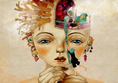 Вьетнамская художница-иллюстратор Муни Кхоа Ле (MoonyKhoa Le) и ее маленький, умный мир