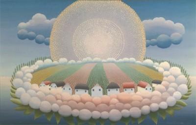 Нарисованный рай Ивана Рабузина