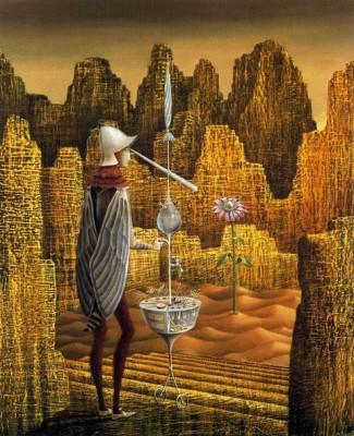 Открытие геолога-мутанта