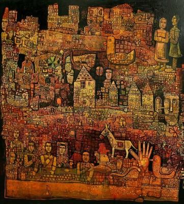 Магический реализм Румена Малчева (Rumen Malchev)