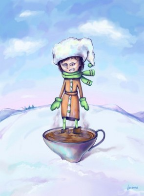 Холод мучительный