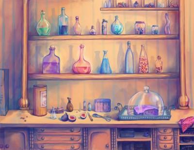 Алхимическая кухня