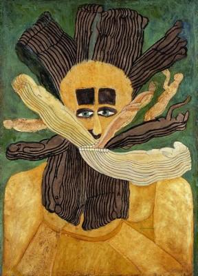 Сербский художник-самоучка Сава Секулич (Sava Sekulic)