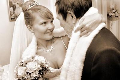 Сергей Юрченко. Невеста с отцом