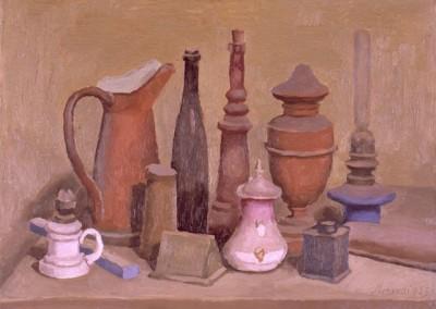 Соборы-бутылки Джорджо Моранди (Giorgio Morandi)