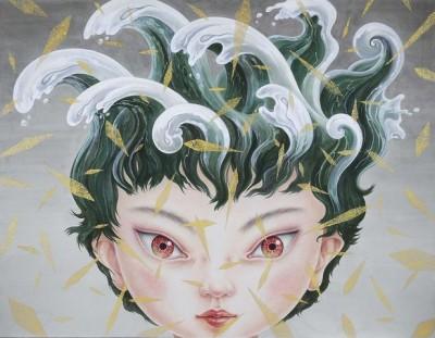 Томоко Коноикэ (Tomoko Konoike). Смысл существования для художника.
