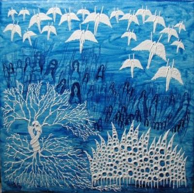 Войкан Морар (Vojkan Morar) - художник, рисующий ангелов