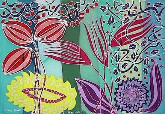Цветочный рай, 2003