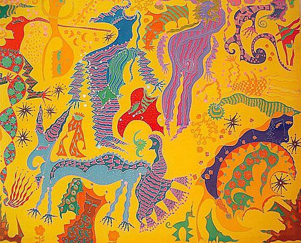 Желтая планета, 2003