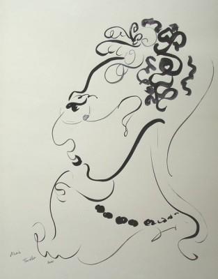 Еврейская красавица, 2001