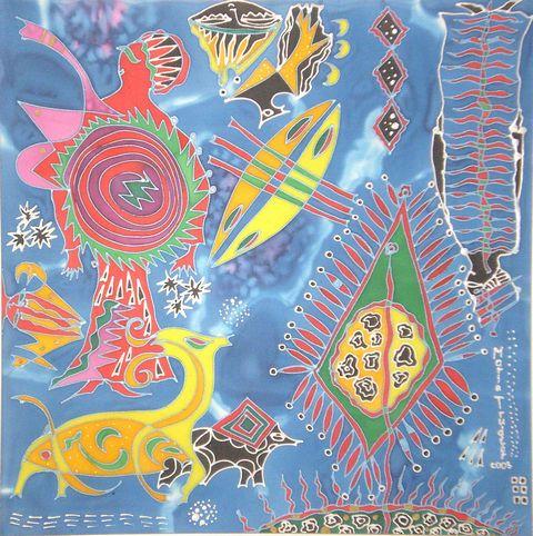 Индейский вождь, 2003