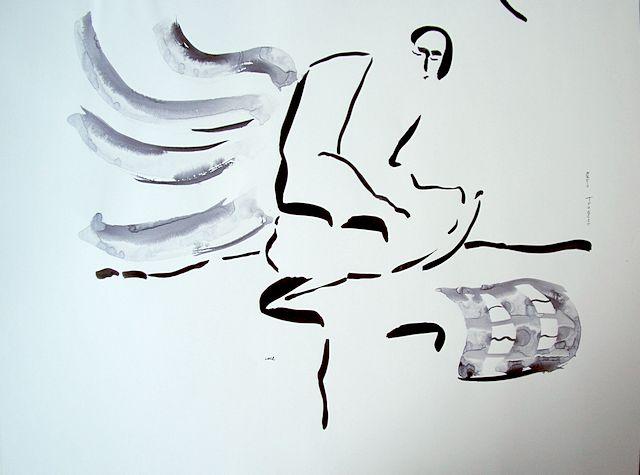 Уставший ангел, 2002