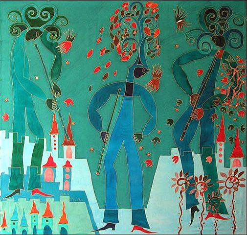 Осенняя импровизация, 2005