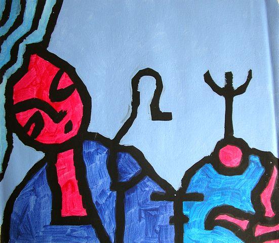 Голубое одиночество, 2004