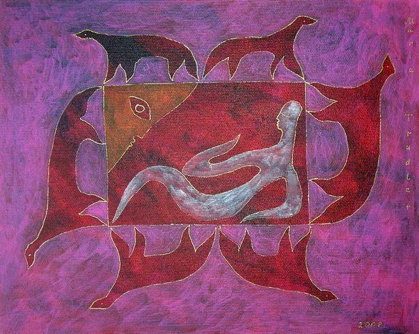 Художник и внешний мир, 2008