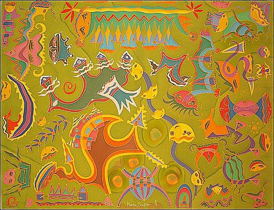 Островитяне, 2003